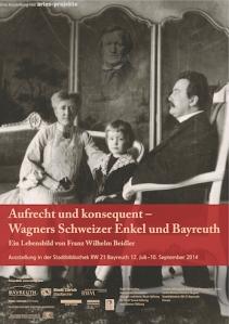 Franz Wilhelm Beidler und Bayreuth