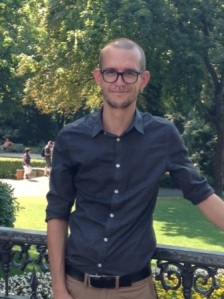 Oliver Burkhardt, Stipendiat 2015