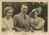 Hitler mit Verena und Friedland