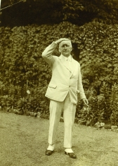 Siegfried, 1927 © Nationalarchiv der Richard-Wagner-Stiftung, Bayreuth