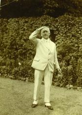 Siegfried, 1927 © Nationalarchiv der Richard-Wagner-Stiftung, Bayreuth